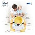 Kiwi 4in1 Speedy Arabalı Sallanabilir Silikon Tekerli Yürüteç