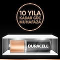 Duracell Alkalin AA Kalem Pil (12 + 12) 24'lü Paket.