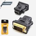 HADRON HD4001 24+1 PİN DVI TO HDMI ÇEVİRİCİ APARAT