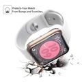 Apple Watch 1 2 3 4 5 6 Koruyucu Kılıf 38mm 40mm 42mm 44mm