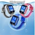 Akıllı Çocuk Saati Su Geçirmez GPS K21 Çocuk Saati