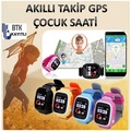 Akıllı Çocuk Saati Takip ve Arama Özellikli GPS li SiM Kartlı