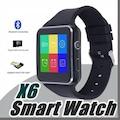 Sim Kartlı Akıllı Saat Smart Watch Kameralı X6-2020 İmei Kayıtlı