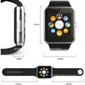 Sim Kartlı Saat Smart Watch Zarif Tasarım GT08/2020 Telefon Saat
