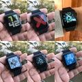T500 Akıllı Saat iOS Andorid Destekli Arama Özeliği Sensörlü