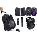 Jameson 125 BT Bluetoothlu Portatif Taşınabilir Amfili Hoparlör