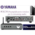 YAMAHA MusicCast WXC-50 Network Streaming Preamlifier