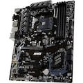 MSI B450-A PRO DDR4 3466MHz (OC) AM4 ATX Anakart