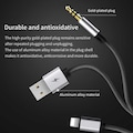 Baseus L34 Apple to 3.5mm Usb Charger Audio Cable