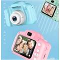 Mini 1080P HD Kamera Çocuklar İçin Dijital Fotoğraf Makinesi