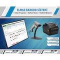 MakroCell Elmas Barkod Sistemi