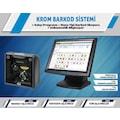 MakroCell Krom Barkod Sistemi