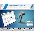 MakroCell Opal Barkod Sistemi