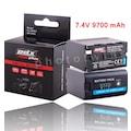 Sony pdx NP-F970  970 Batarya. HD 1000,MC1500,MC2000,MC2500
