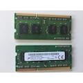 Micron 4 GB (PC3L-12800) DDR3 1600 Mhz 1.35V SoDimm Laptop Ram