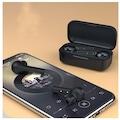 QCY T5 (Yeni) Bluetooth V5.0 Siyah Kulaklık