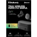 Skullcandy Sesh Evo Kablosuz Bluetooth Kulaklık Siyah S2TVW-N896