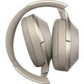Sony WH-1000XM2 Bej Gürültü Önleyici Kulak Üstü Kablosuz Kulaklık
