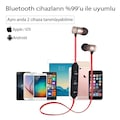 M21-2019 WİRELESS BLUETOOTH STEREO MIKNATISLI KULAKLIK
