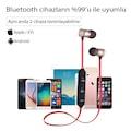 XT-6 Bluetooth Wireless Mıknatıslı Spor Kulaklık - Sport Stereo