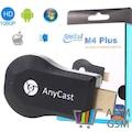 Anycast M4 Plus 2019 Yeni Seri Kablosuz Görüntü Ses Aktarıcı TV