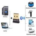 Bluetooth V4.0 USB Dongle Adaptör 20m Mesafeli Csr 4.0