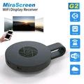 MiraScreen G2-4 Kablosuz HDMI Görüntü Aktarıcı 2019 Son Sürüm