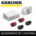 KARCHER SC1 SC2 SC3 SC4 SC5 Buharlı Temizlik Makinesi Bez+Fırça S