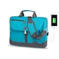 My Valice SmartBag OXFORD Usb Şarj Girişli Notebook Evrak Çantası