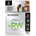 BOŞ DVD Fujifilm 1.4GB Kamera için Mini DVD -RW 3 ADET