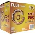 BOŞ CD Fujifilm CD-R Audio Pro 80M - 10 ADET