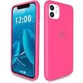 Apple iPhone 11 Kılıf Logolu Lansman Altı Kapalı Yeni Renkler