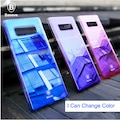 Baseus Glaze Case For Samsung Note 8 Transparan Kılıf