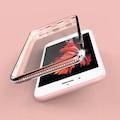 Cayka Diamond iPhone 6s Kılıf Taşlı Şeffaf Silikon Kapak