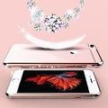 Cayka Diamond iPhone 6s Plus Kılıf Taşlı Şeffaf Silikon Kapak