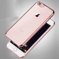Cayka iPhone 6s Kılıf Şeffaf Silikon Kapak
