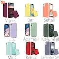 iPhone 11 (6.1') Kılıf - Liquid Original Silicone Kadifemsi Kılıf