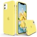 iPhone 11 Kılıf Logolu Lansman Altı Kapalı İç Kısım Kadife
