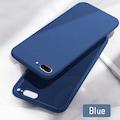 iPhone 7 Plus 8 Plus Kılıf Kamera Korumalı İçi Kadife Kılıf