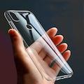 Xiaomi Mi 8 SE Ultra İnce Silikon Kapak 0.2 mm