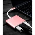 Benks 3in1 Type-C To Usb 3.0 HDMI Type-C Adapter Çevirici Laptop
