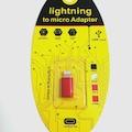 ipad  mini 3 Micro Usb Lightning Dönüştürücü OTG Çevirici