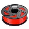 10 Renk PLA Filament 1.75mm Net 1kg 1 Kilo 3D Yazıcı Flament 1 KG