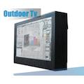 48inc - 50inc Outdoor Tv Kabini - Endüstriyel Tv Koruma