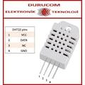 DHT22 Isı ve Nem Sensörü Arduino - AM2302