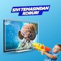 SAMSUNG TV EKRAN KORUYUCU / EKRAN KORUMA CAMI CORUIAN