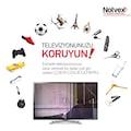 SAMSUNG TV EKRAN KORUYUCU / NOTVEX TV EKRAN KORUMA CAMI
