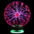 Sihirli Plazma Küre Işıklı Cadı Küresi Sihirli Gece Lambası Renkl