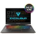 Excalibur G900.1075-8S60R-D i7-10750H 8GB 8TB(4+4)SSD 6GB RTX2060