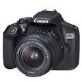 Canon 1300D 18-55 DC III DSLR Fotoğraf Makinesi